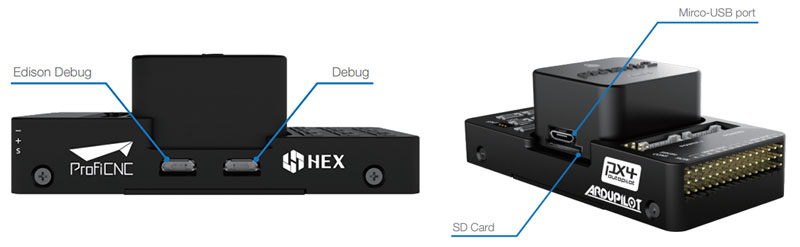 Cube & Here 2 (Pixhawk 2 1 Standard)